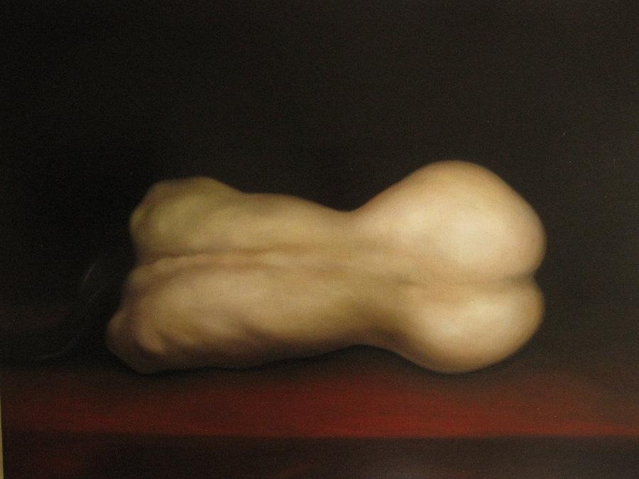 Popolare La Solitudine, arte figurativa contemporanea ZK45