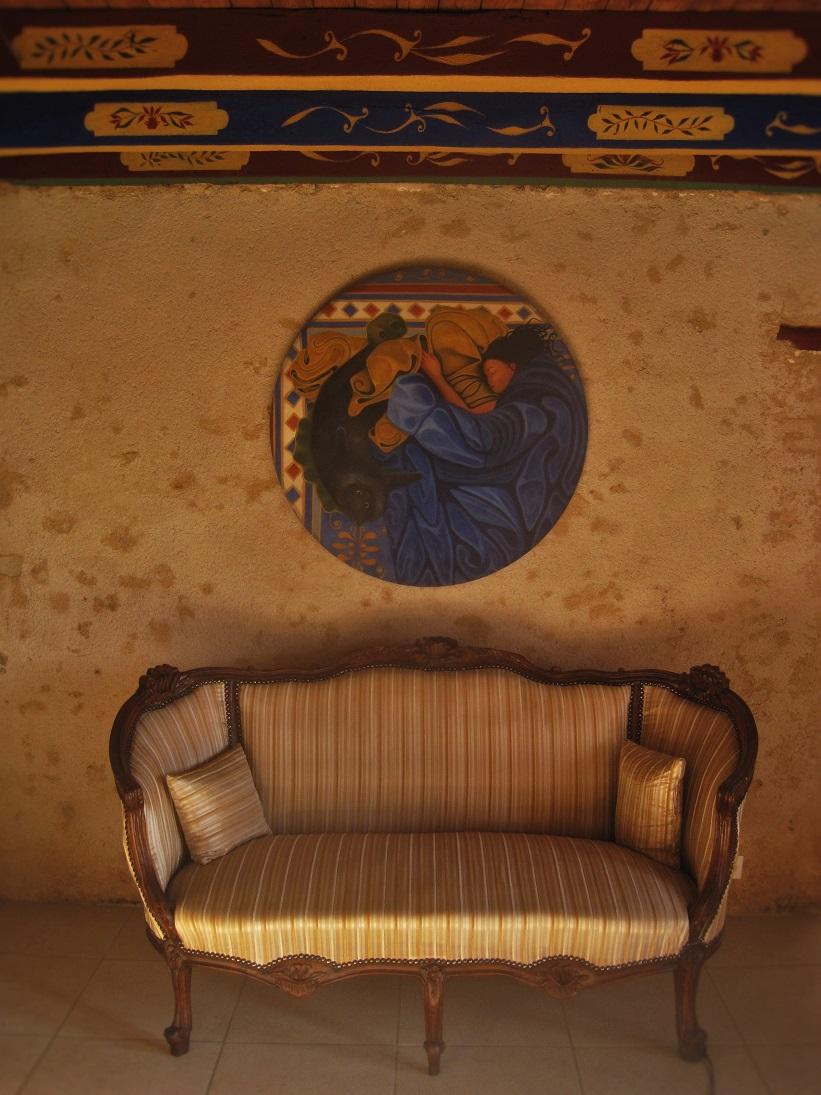Peinture et décoration figurative